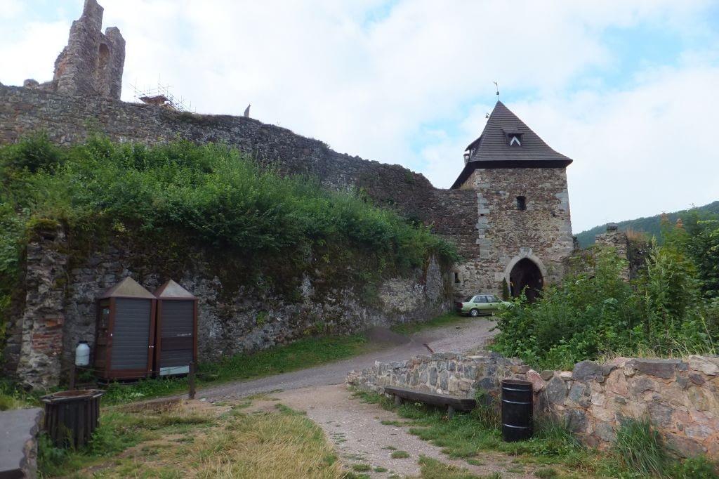 Zamek Potstein