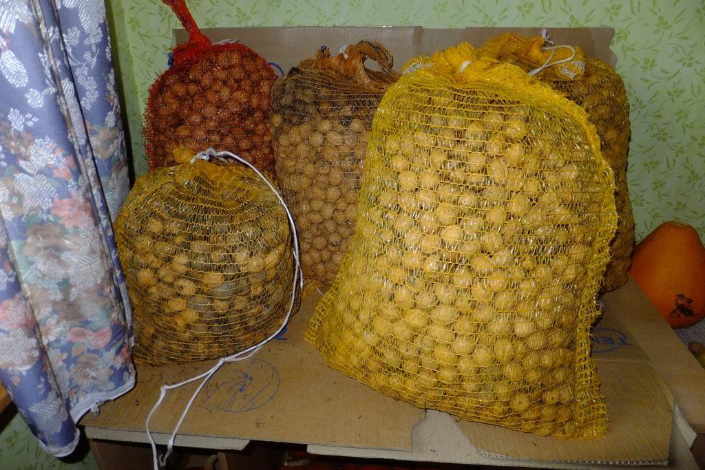 60kg orzechów